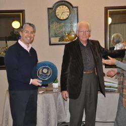 Le vainqueur 2013: Arnaud Wisnia