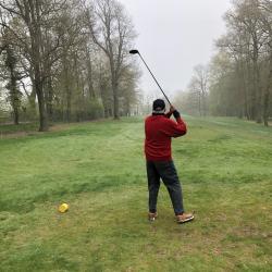 Claude DEHON, président de la section golfique d'Areva Lyon