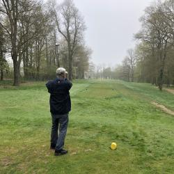 Patrick CHELIUS, président de la section golfique d'IBM Lyo