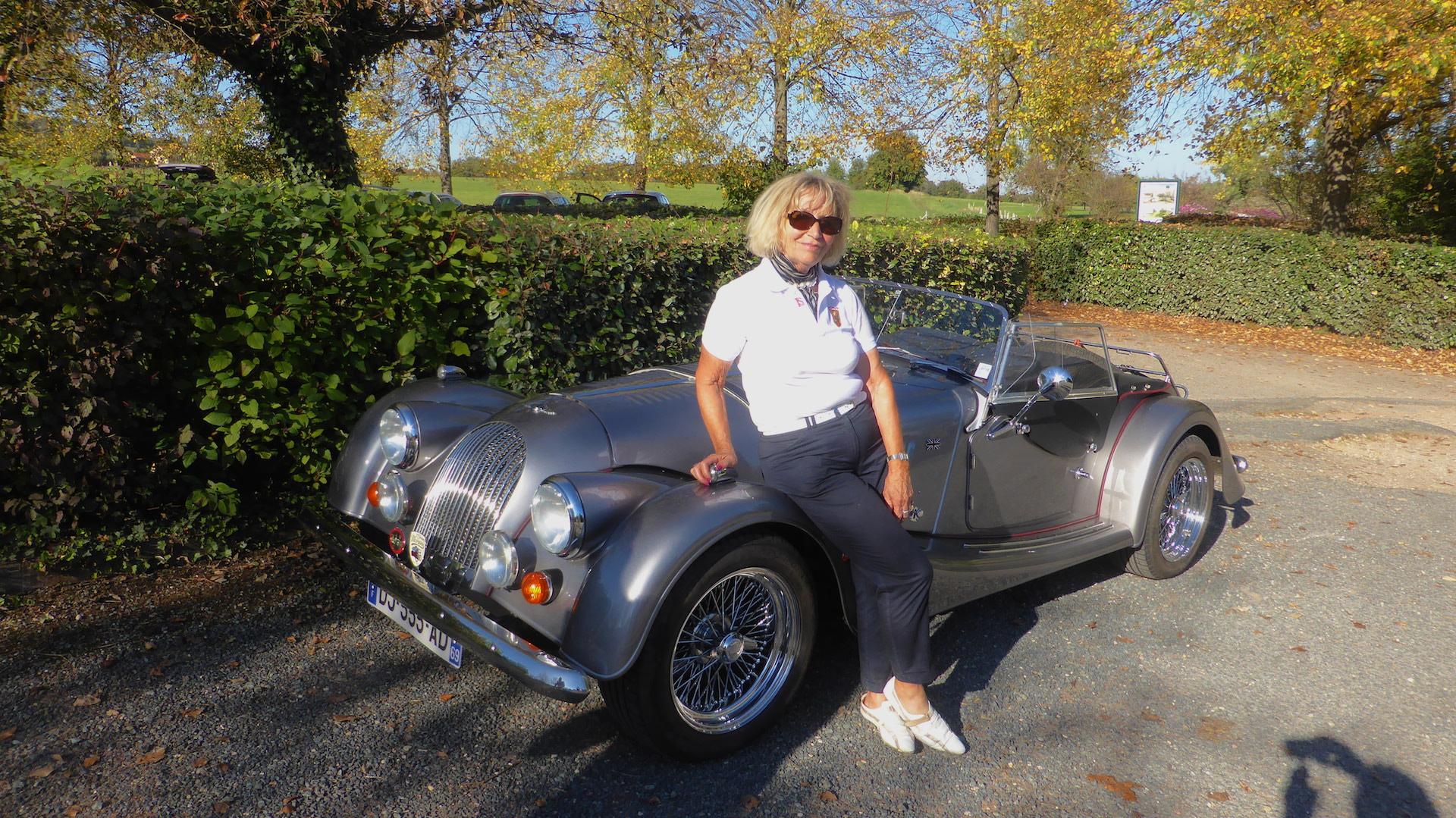 Claude nous présente la voiture de ses rêves