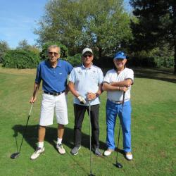 Norbert, Bernard et Michel