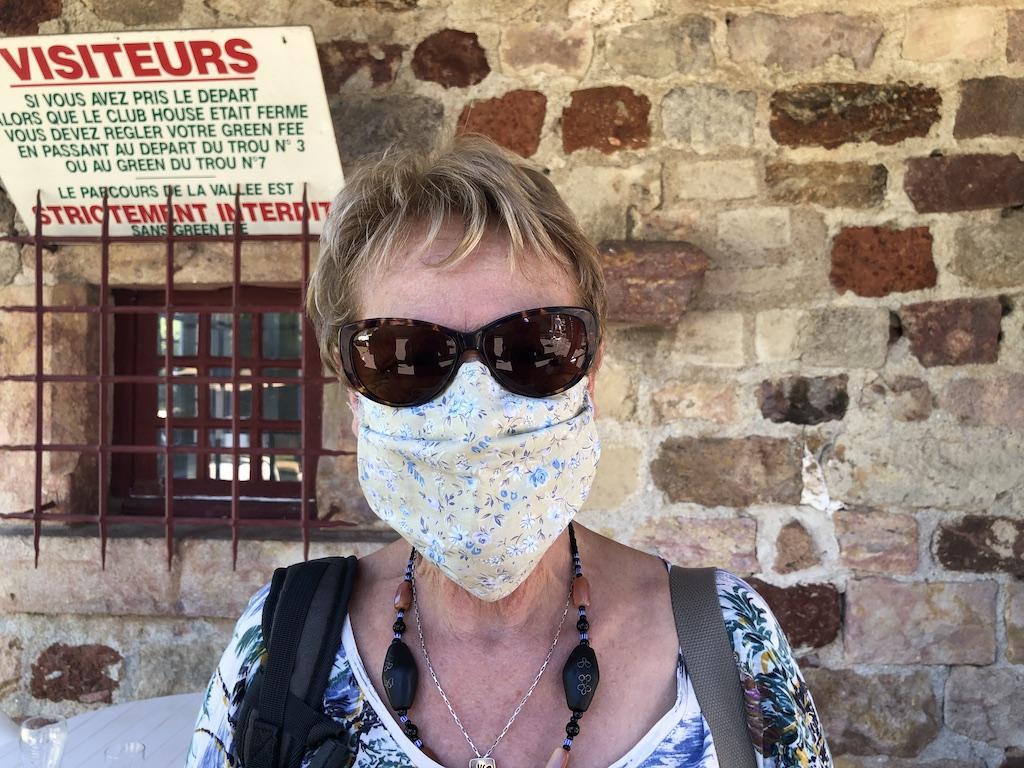 Madeleine, indiscutable lauréate du concours du plus joli masque