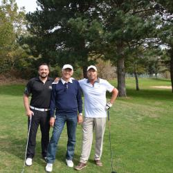 Nicolas Mazuir, René Rigottier et Richard Lamamra