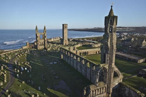 11 st andrews cathedral