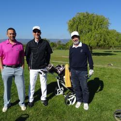 Yves et ses partenaires, Thierry et Eric