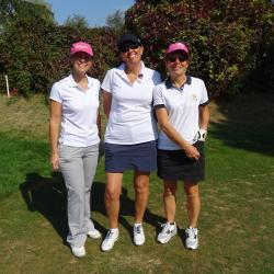 Caroline VAILHE, Ghislaine TORRES, Chantal ROLLAND
