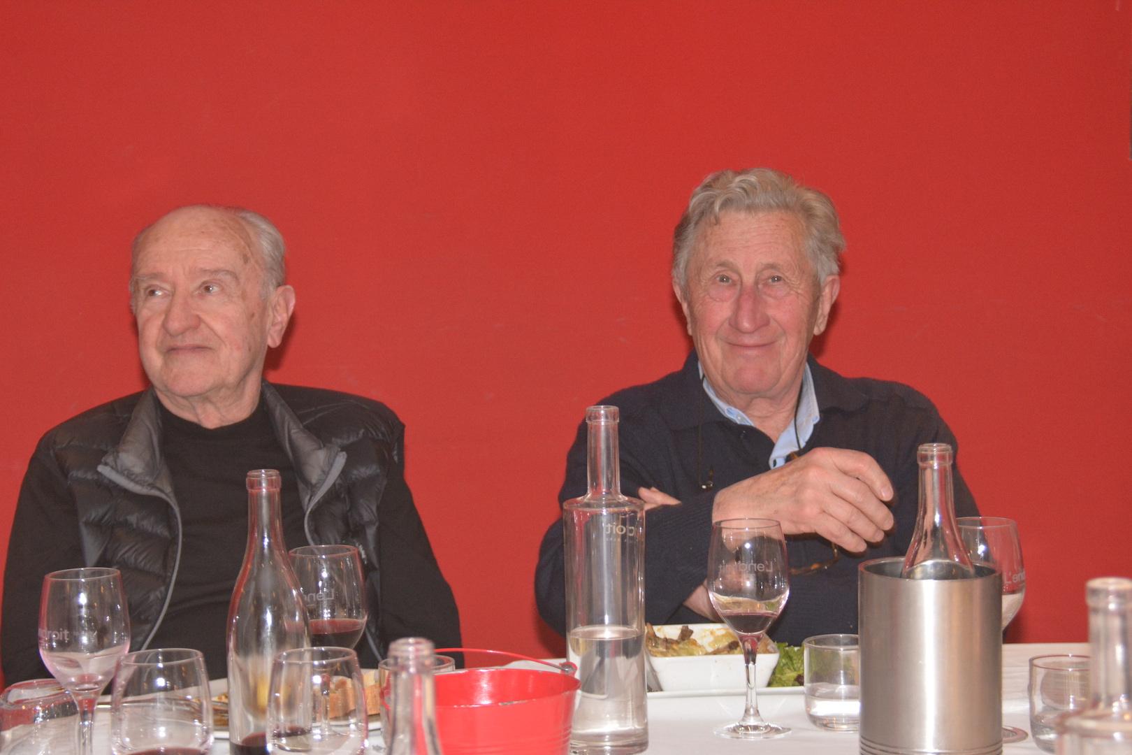 Henri SOUCHE et Jacques DELATTRE