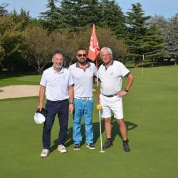 Yves, Nicolas, Gérard