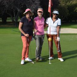 Myriam, Poline, Pierrette