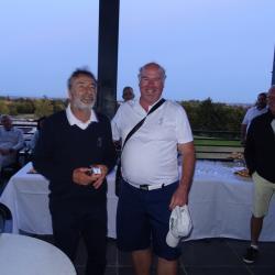 Gérard BRADLEY, gagnant du concours de drive