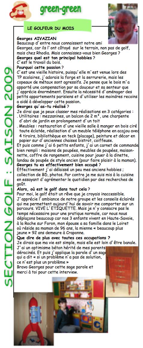 Goerges aivazian interview greengreen 1