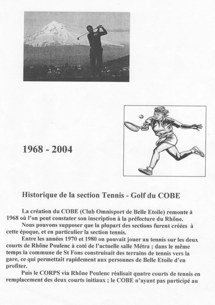 Historique cobe section tennis golf 01