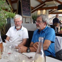 Michel FALCAND et Roland MURARD