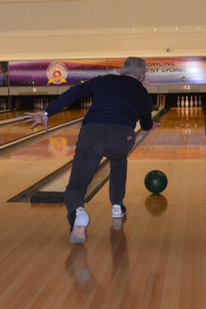Sortie bowling rene rigottier
