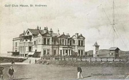 St andrews episode 6 le club house