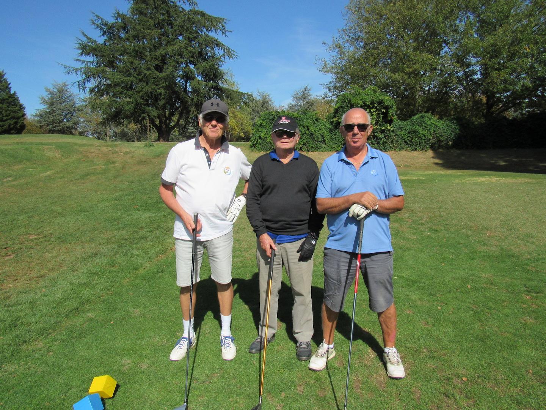 Gilles, Daniel et Manuel