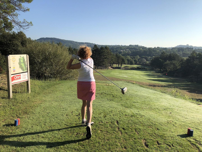 Sylvie et son superbe swing