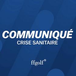 Communique ffgolf covid 19 20 jul 21