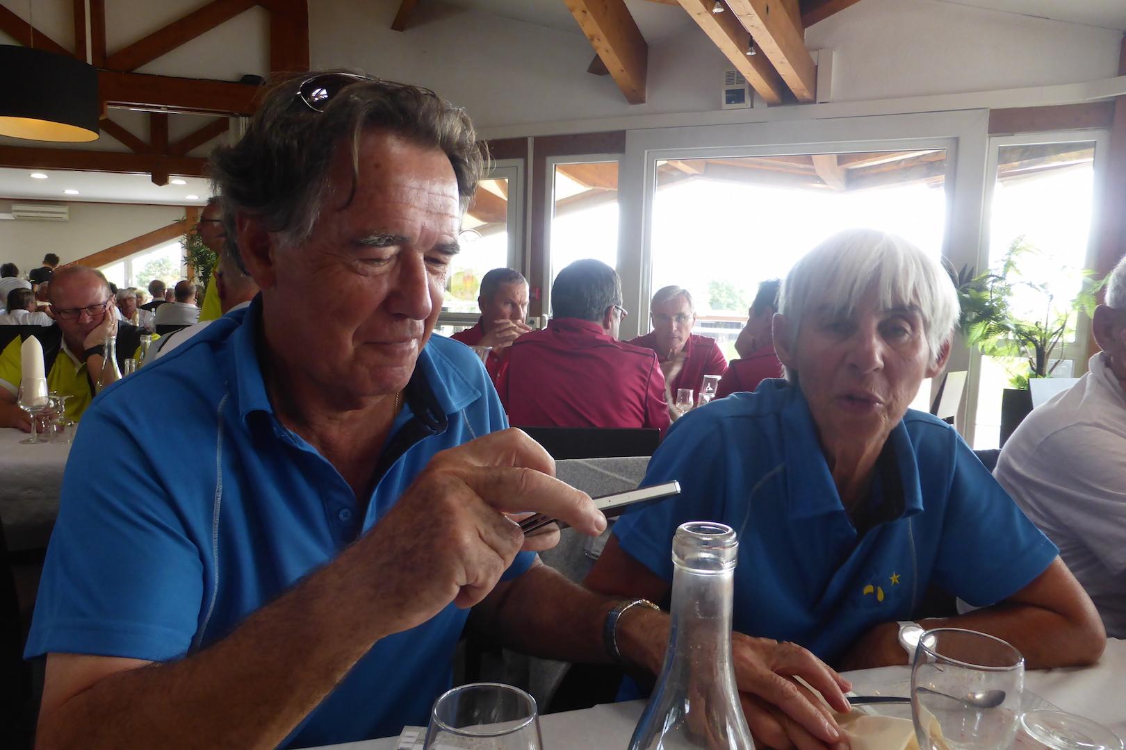 Félix BIGOT et Françoise LUCCIONI
